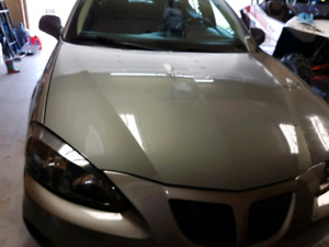 2008 pontiac grand prix $4000.00 firm