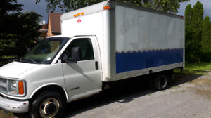 2000 chev cub van 6.5 diesel with only 243,000 k runs perfect