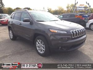2017 Jeep Cherokee North JEEP CHEROKEE NORTH LATITUDE 4X4, BL...