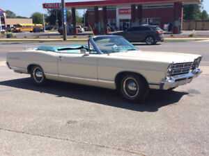 1967 Galaxie 500 Convertible - Start Cruising tomorrow