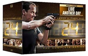 24: The Complete Series & Live Another Day [Import]