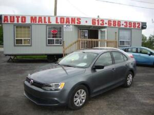 2013 Volkswagen Jetta Sedan Comfortline *PAY ONLY $48 WEEKLY OAC