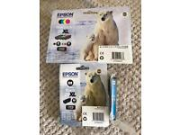 Epson Polar Bear Ink Cartridges