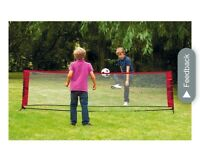 Football skills 5 in 1 net, tennis, badminton, volleyball
