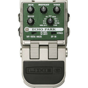 ISO Line 6 Echo Park pedal