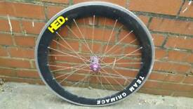 HED bicycle wheel