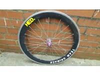HED bicycle wheel