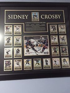 Rookie signed Crosby