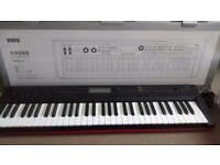 Korg Kross 61 - Synth Keyboard Workstation