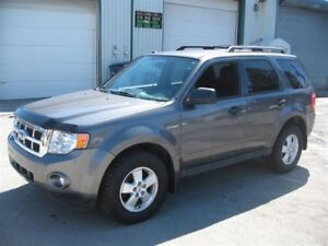 Ford Escape XLT 3.0L AWD 2011