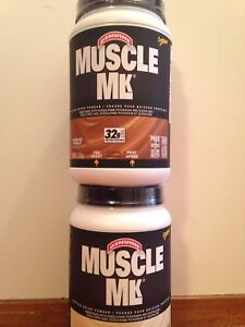 Muscle MLK protein powder