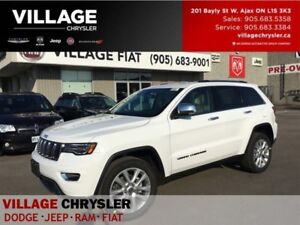 2017 Jeep Grand Cherokee Limited|Luxuary Pkg|TOW||Panosuroof|Nav