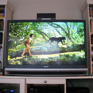 "Sony WEGA 46"" LCD Projection TV 1080 HD"