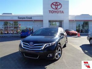 2014 Toyota Venza V6 AWD LIMITED LOADED