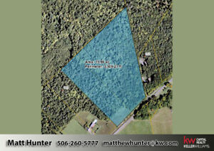 Build Your Dream Home With Great View of St. John River Valley!