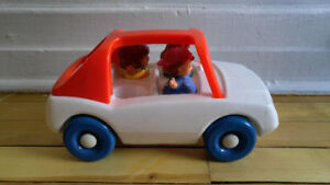 voiture fisher price