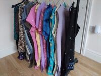 Size 18/20 good condition women's tunics