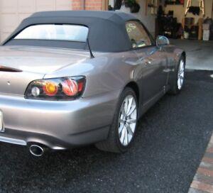 2007 Honda S2000 Convertible