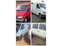 Sell or scrap your van the easy hassle free way