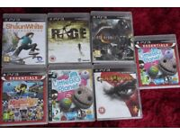 DVD'S PS3 GAMES
