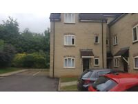 A one bedroom first floor flat located in Wheatley