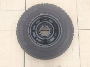 Chevy Tracker Winter tire on rim for sale