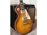 Gibson Custom Shop Billy Gibbons Pearly Gates 1959 Les Paul Standard VOS - as NEW