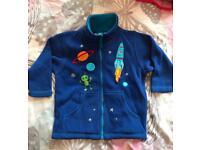 blue rocket fleece 2 years