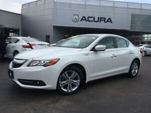2014 Acura ILX HYBRID | TECH | OFFLEASE | NAVI | LEATHER | FWD