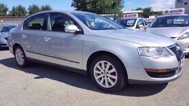 VW PASSAT 1.9 TDI S 2008 / 73K MILES / 1 OWNER / FULL SERVICE HISTORY / HPI CLEAR