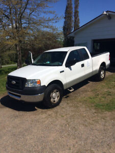 2007 Ford F-150 LOW KMS