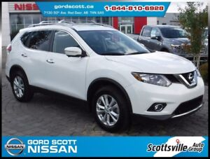 2014 Nissan Rogue SV AWD, Heated Cloth, Sunroof, Nav, 3rd Row
