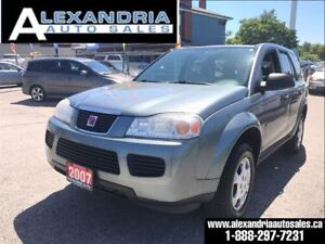 2007 Saturn VUE 5speed safety included