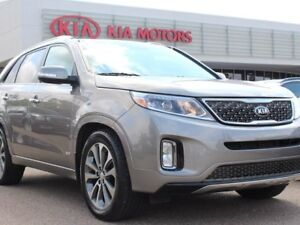 2015 Kia Sorento SX AWD, HEATED FRONT / BACK SEATS, COOLED SEATS