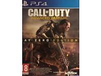 CoD Advanced Warfare PS4
