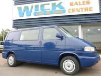 2003 Volkswagen TRANSPORTER T4 888 SPL XPACK SWB TDI VAN *NO VAT* Manual Medium