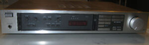 AM/FM Tuner and Amplifier