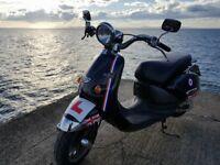 2005 aprilia Mojito custom 50cc 2t