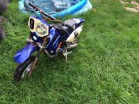 Mini moto /midi moto