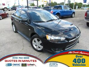 2013 Mitsubishi Lancer SE | 10TH ANNIVERSARY EDITION | SUNROOF |