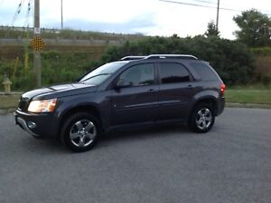 2008 Pontiac Torrent SUV Crossover Low Kms