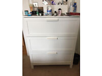 IKEA Chest of Draws (3set) 1 year old great condition