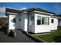 Portpatrick - 2 bed bungalow close to village centre