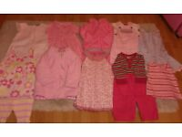 Beautiful young girls clothes bundle. Age 1 year to 18 months