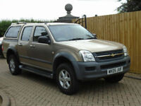 2005 Chevrolet LUV 3.0 TD Intercooler ( Isuzu Rodeo )