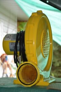 Air Blower Pump Fan 680 for Inflatable Bounce House Castle