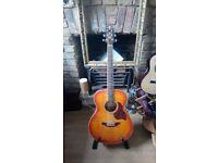 Acoustic Guitar - CRAFTER FG-150 Original + Case. Great Condition