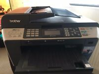 PRINTER-FAX-COPY BROTHER MFC LC 1100000000BK + FULLY BOX OF CARTRIDGE