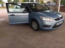 Ford Focus 1.4 Studio 5dr (blue) 2008