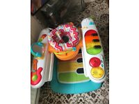 7 month old jumperoo/Walker excellent condition